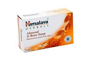 Himalaya Almond and Rose Soap 125gm