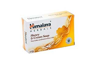 Himalaya Honey and Cream Soap 125gm