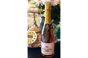 BARON D'ROTHBERG ROSE 75CL WINE