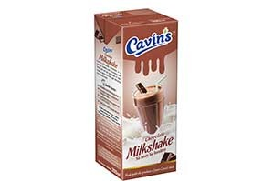 Cavins Chocolate Milkshake 180 ML