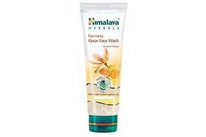 Himalaya Fairness Kesar Face Wash 100gm