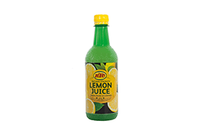 KTC Lemon Juice 500 ml