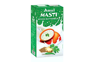 Amul Spiced Butter Milk 250 ml