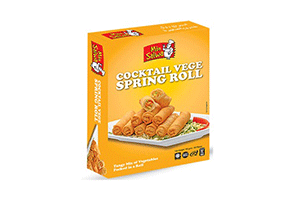 Mon Salwa Cocktail Veg Spring Roll 50 pc