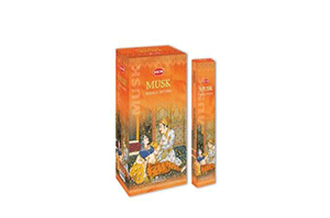 Hem Musk Incense Sticks 1 Box