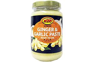 KTC Ginger & Garlic Paste 210 gm