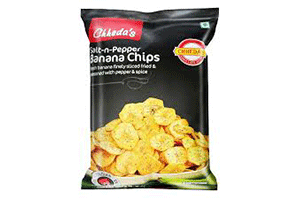 Chhedas Salt n pepper Banana Chips 170 gm