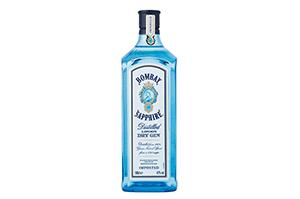 Bombay Sapphire London Dry Gin 1 Liter