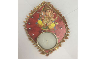 Decorative Candle Stand (2)