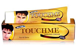 Touchme Shaving Cream