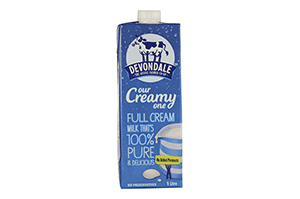 Devondale Milk 1 Litre