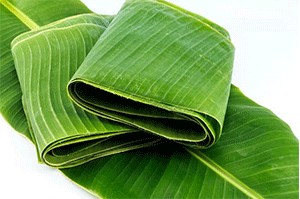 Banana Leaves 1 pc