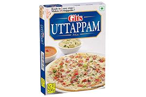 Gits Uttappam Mix 200 gm