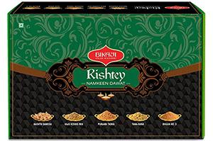Bikaji Rishtey Namkeen Dawat 1.15 Kg