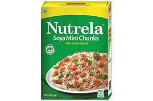 Nutrela Soya Mini Chunks 200 GM