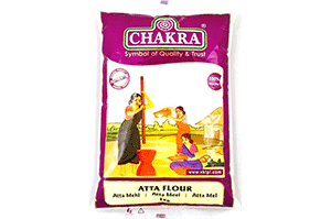 Chakra Whole Wheat 500 gm
