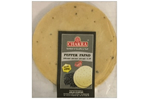 Chakra Pepper Papad 200 gm