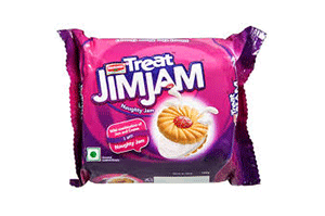 Britannia Treat Jimjam 150 GM
