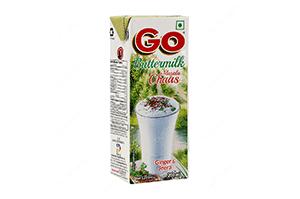 Go Buttermilk Masala Chaas 200 ML