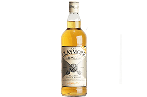 Claymore Blended Scotch Whisky 1 Ltr