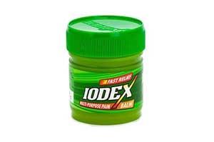 Iodex 40 GM