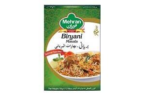 Mehran Biryani Masala 55 GM