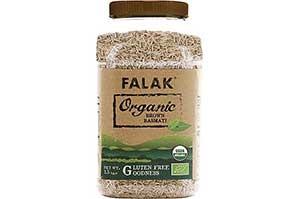 Falak Organic Brown Basmati 1.5 KG
