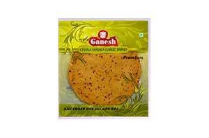 Ganesh Chana Garlic Papad 200 GM