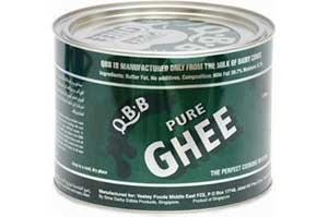 QBB Ghee 800 gm