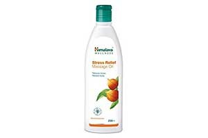 Himalaya Stress Relief Massage Oil 200 ml