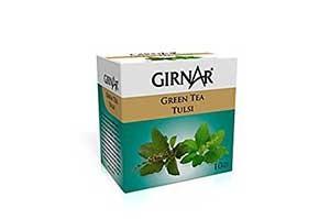 Girnar Green Tea Tulsi