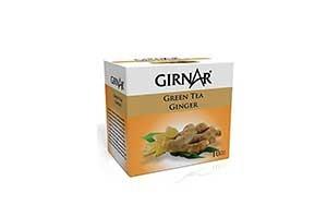 Girnar Green Tea Ginger