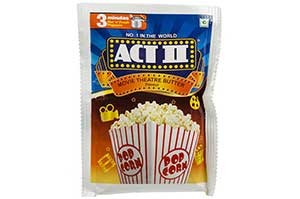 Act II Popcorn Movie Theatre Butter flavor 70 gm