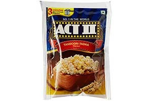 Act II Popcorn 70 gm Tandoori Tadka