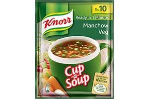 Knorr Manchow Veg Soup 16GM
