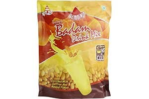 Bambino Badam Drink Mix 500 gm