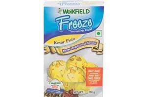 Weikfield Freeze Ice Cream Mix Kesar Pista 100 gm