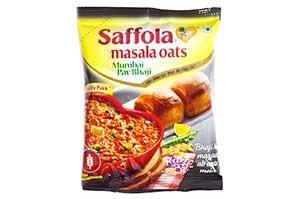 Saffola Masala Oats (Mumbai Pav Bhaji) Family Pack 120 gm
