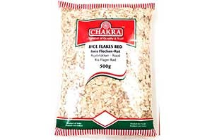Chakra Rice Flakes RED 500 gm