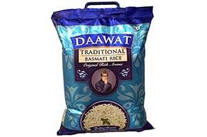 Daawat Traditional Basmati Rice 5 KG