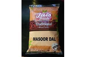 Jais Fresh Masoor Dal 1KG
