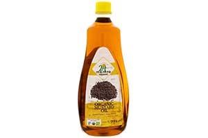 24 Mantra Organic Mustard Oil 1 Liter
