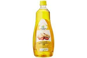 24 Mantra Organic Groundnut Oil
