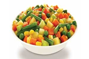 Frozen Mix Veg 400gm