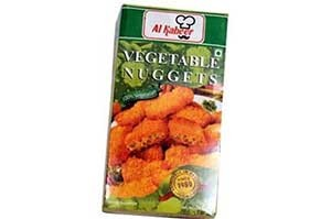 Al Kabeer Veg Nuggets 270 gm