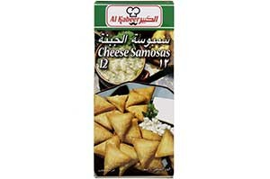 Al Kabeer Cheese Samosa 240 gm