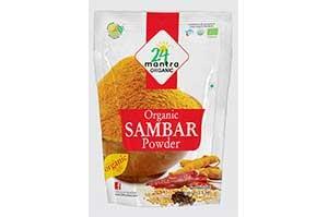 24 Mantra Organic Sambar Powder 100 gm