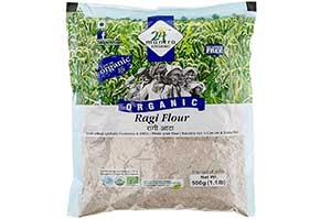 24 Mantra Organic Ragi Flour 500 gm