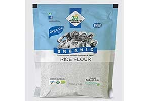 24 Mantra Organic Rice Flour 500 gm