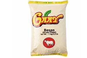 Gaar Besan Flour 1 Kg
